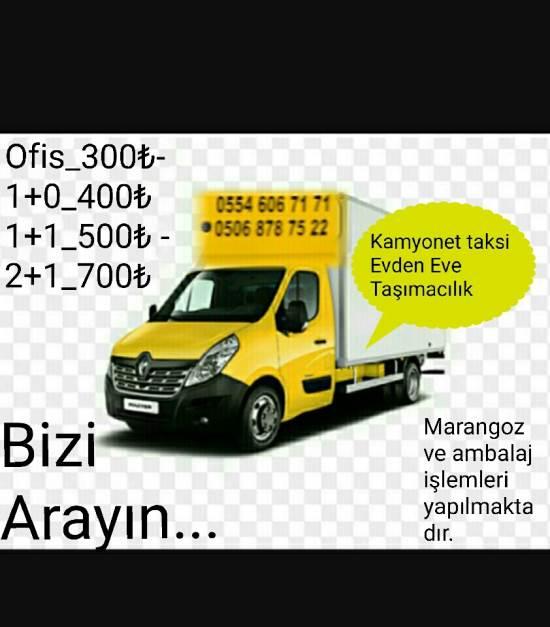 Kamyonet taksi taşımacılığı