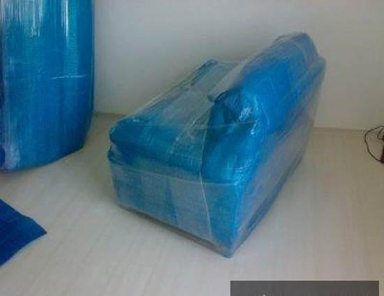 koltuların ambalajı