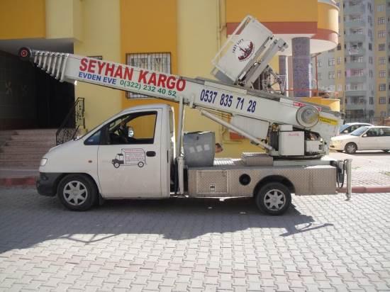 Seyhan Kargo | Adana Evden Eve Nakliyat