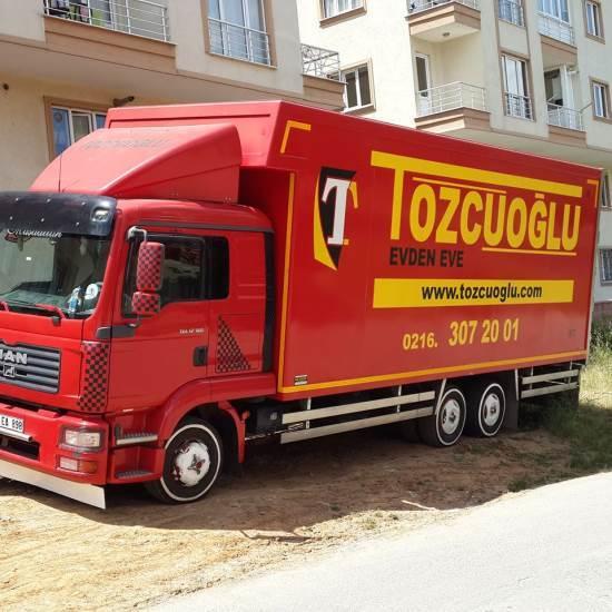 Tozcuoğlu nakliyat