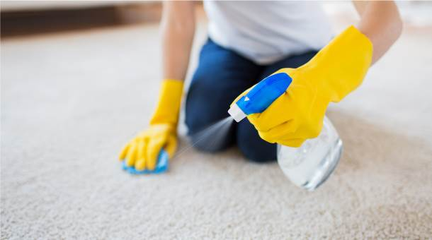 Halıyı kendi evinizde nasıl temizlerim