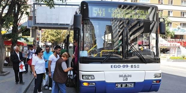Ankara'da ulaşım imkanları ve kolaylığı