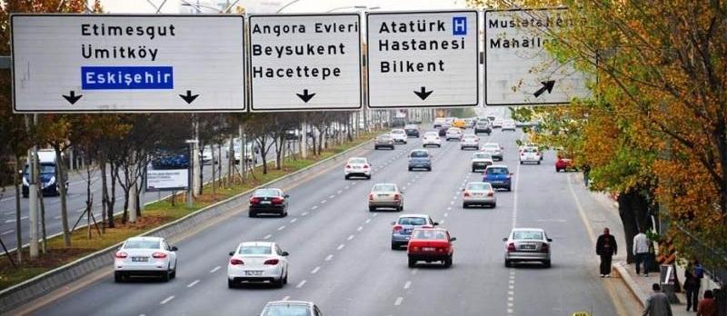 Ankara'nın ulaşım açısından rahat semtleri