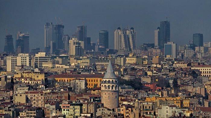 İstanbul'da çarpık kentleşme