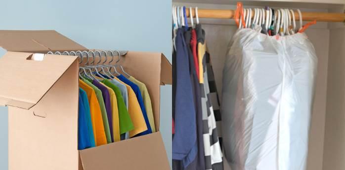 Giysiler nasıl paketlenir