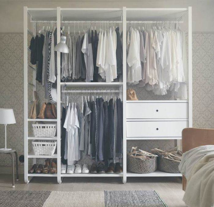 Bedroom Clothing Armoire