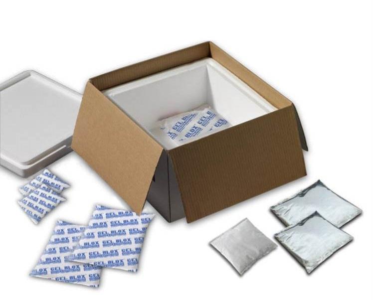 Soğuk paketleme için strafor kutu