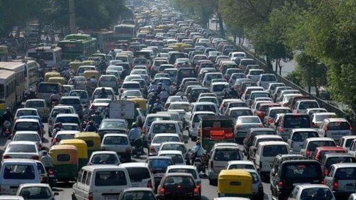 İstanbul da trafik sorunu