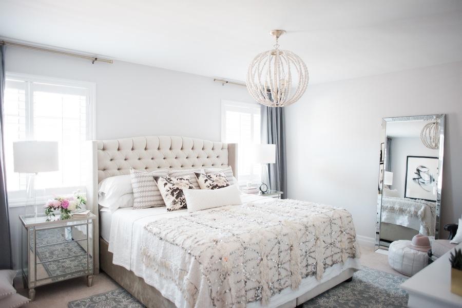 Yatak odası dekorasyon örnekeleri