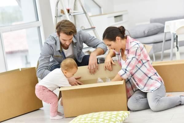 Bebekli Aileler İçin Taşınma Rehberi