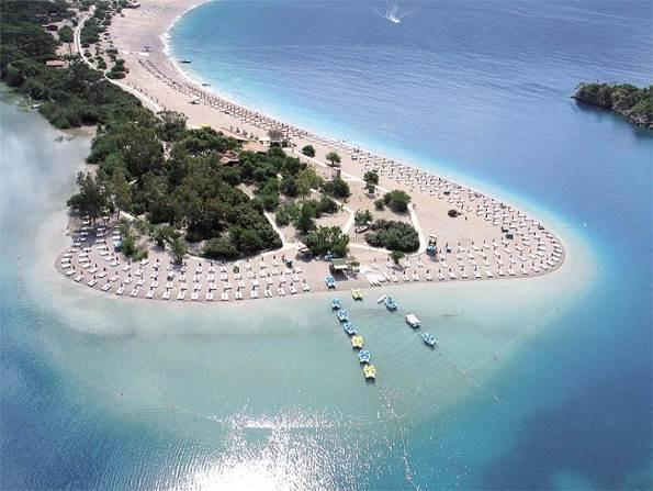 Muğla Ölü Deniz
