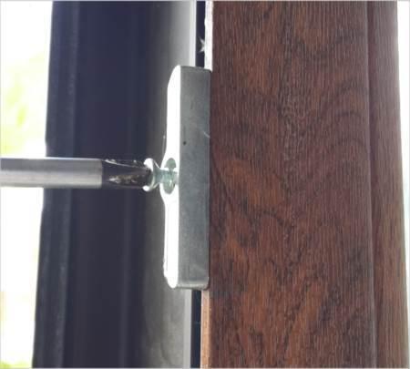 güvenli pencere kilidi